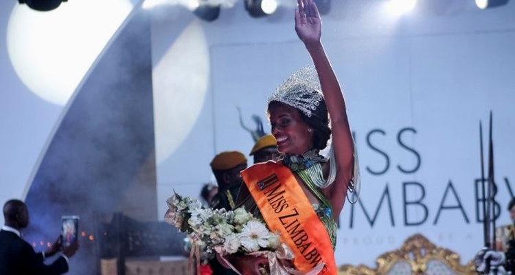 The Cost Of Nude Pictures Miss Zimbabwe Loses Her Crown  The Voice Of Sa-1050
