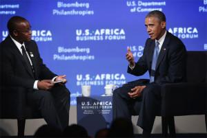 Takunda take on Obama