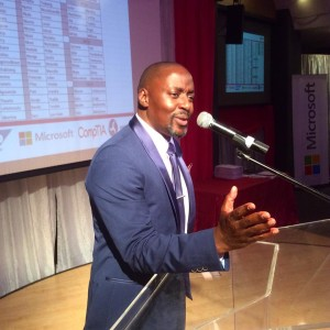 Utatakho new presenter Nimrod Nkosi. Picture credit: Facebook.