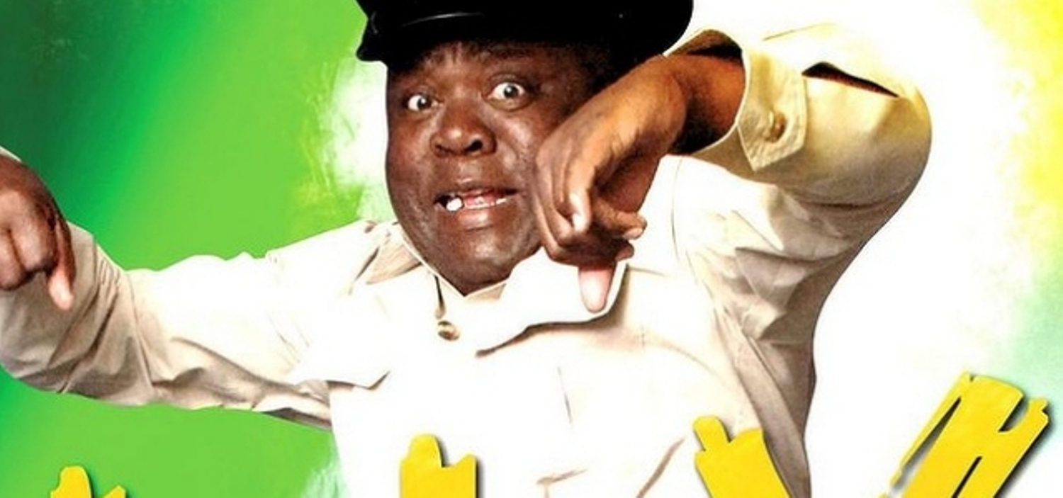 Fuming Gospel Legend, <b>Solly Moholo</b>. Picture credit: Google. - Sol